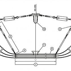 조립식 점퍼장치(12Ton)